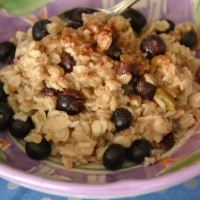 Super Seed Oatmeal for Super Immunity