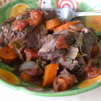 Braised Short Ribs {in your Crockpot}