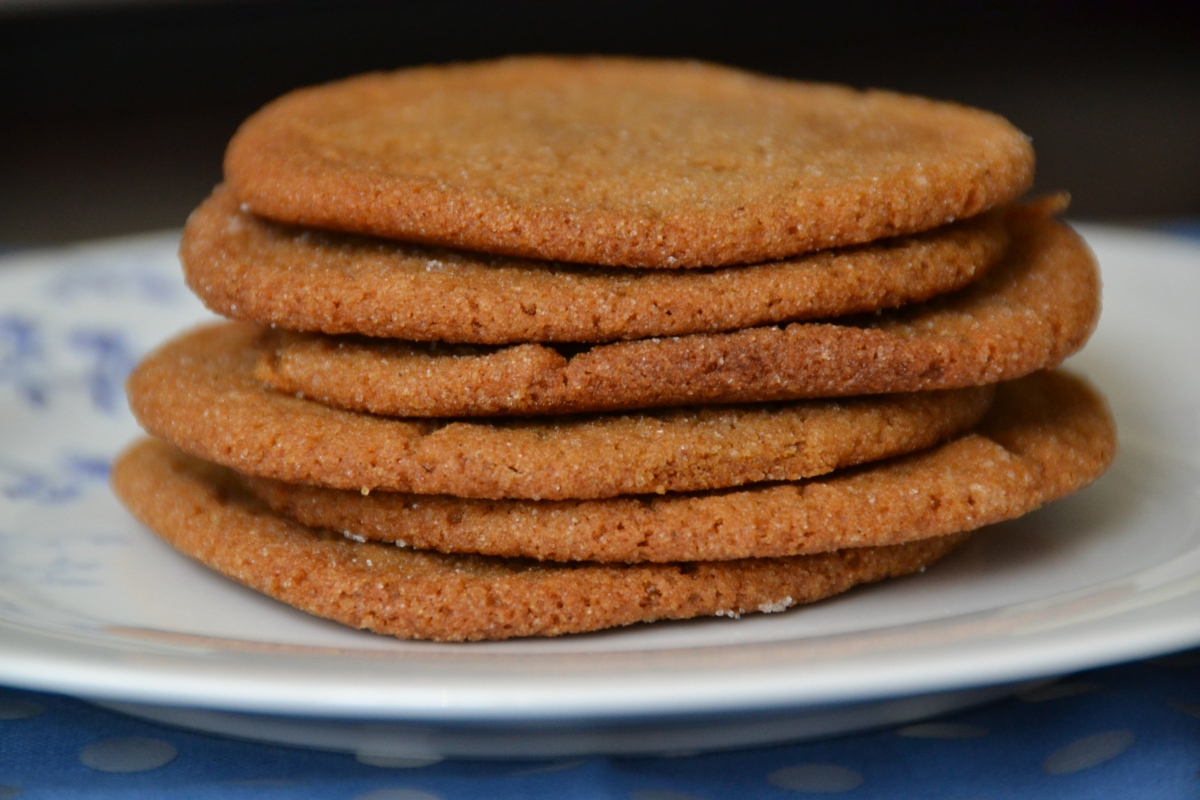 Maxine's Gingersnaps
