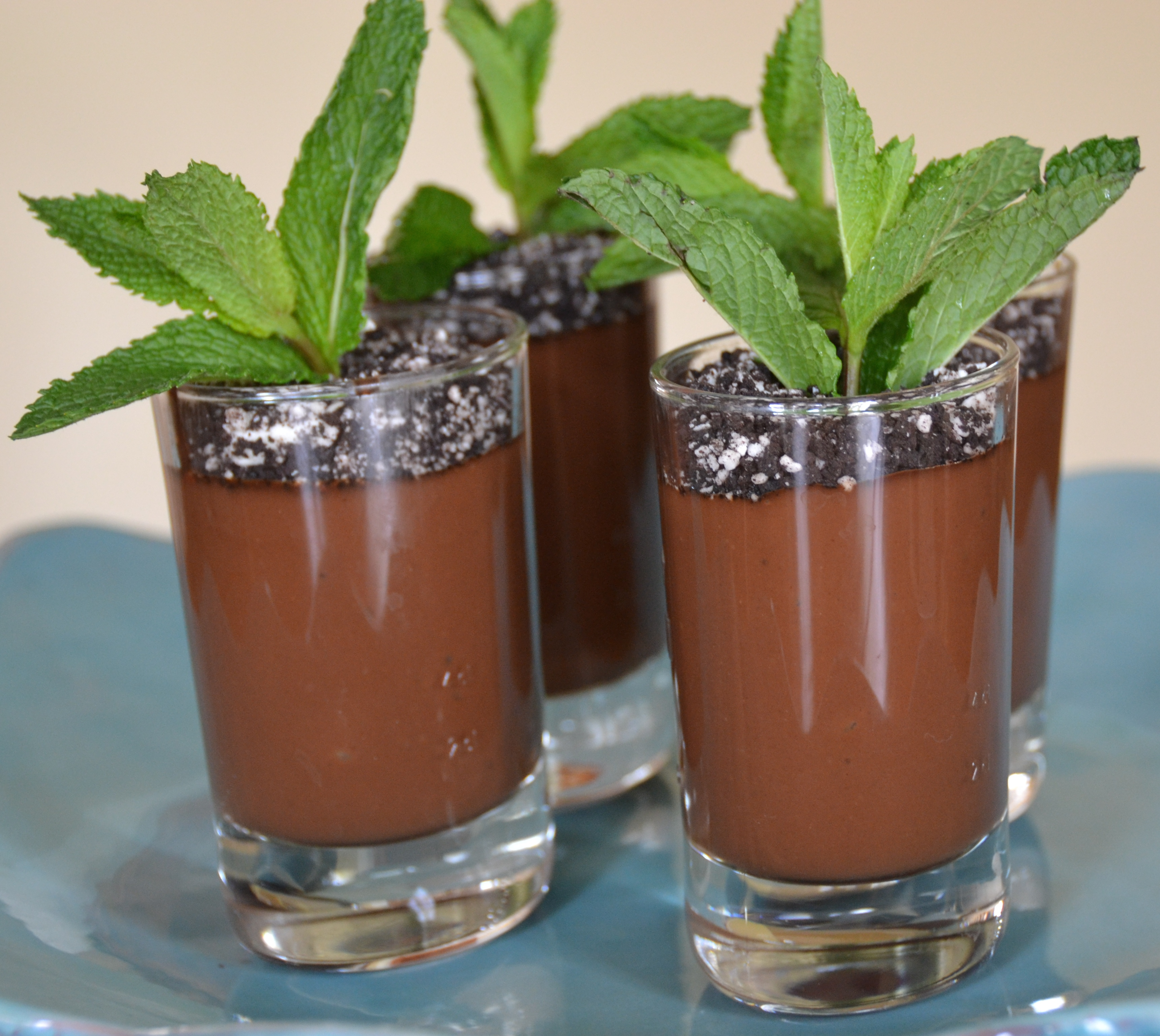 Chocolate Dirt Pudding Pots Recipes — Dishmaps